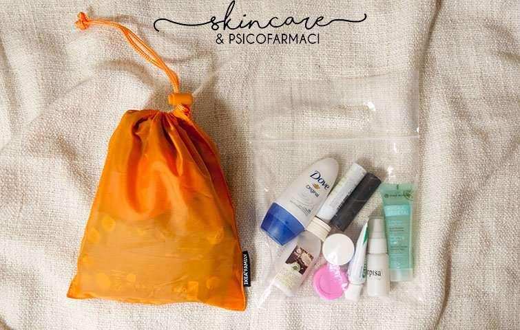 beauty bagaglio a mano aereo