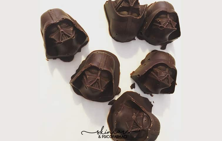 come to the dark side we have chocolate