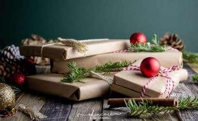 pacchetti regalo zero waste