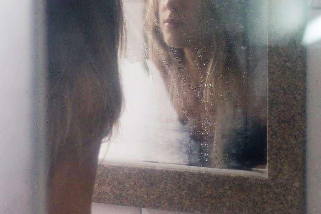 riflesso allo specchio